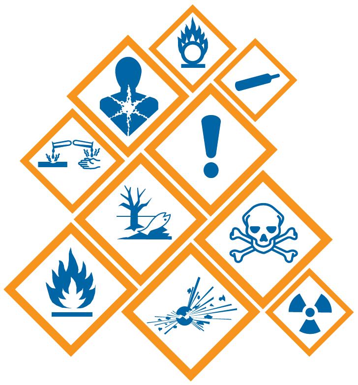 Risques chimiques radiologiques biologiques gérés par CURIUM