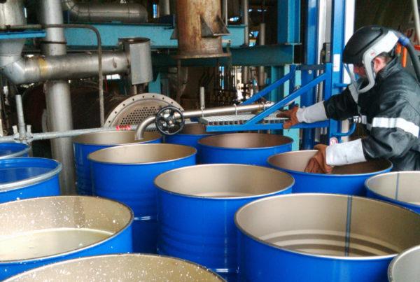Assistance à maîtrise d'ouvrage de CURIUM pour l'ADEME pour le reconditionnement de déchets dangereux