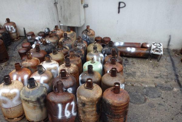 CURIUM a réalisé pour l'ADEME une forensie environnementale sur déchets dangereux