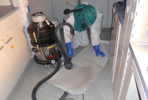 CURIUM décontamine les locaux et équipements d'un industriel pharmaceutique avant revente du site