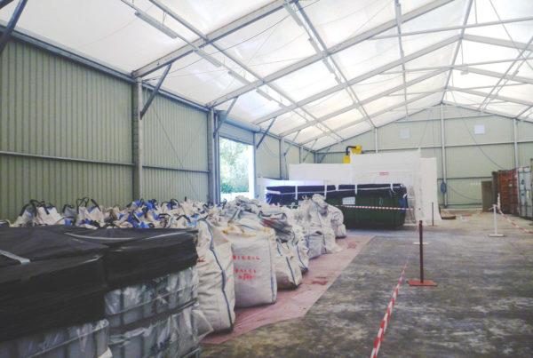 CURIUM élabore des solutions sur mesure pour la gestion des déchets naturellement radioactifs